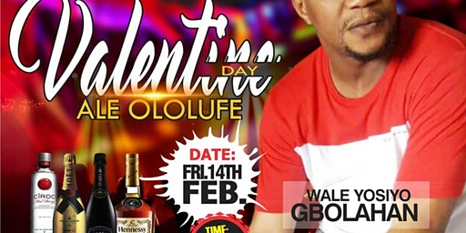 Valentine Night (Ale Ololufe)