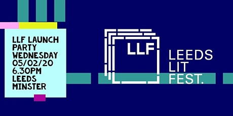 Leeds Lit Fest 2020  Launch Party with Peepal Tree tickets