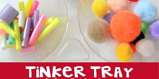 Tinker Trays - Pre-School Art Camp with Erin Simons