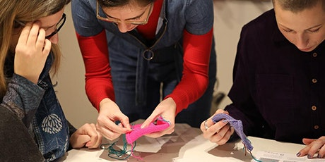 Darning Sewing Workshop with Socko and Offset Warehouse at HARA London tickets
