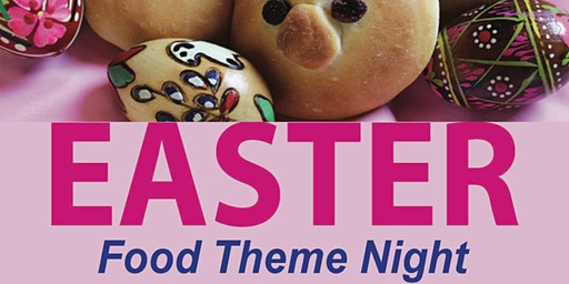 Edible Easter Foodie Night