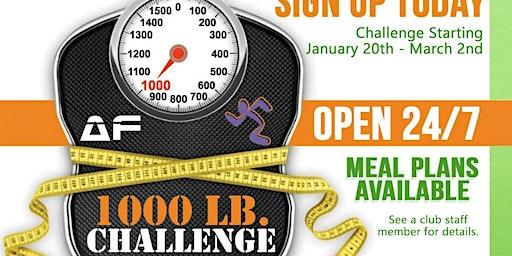 Weight loss challenge work shop