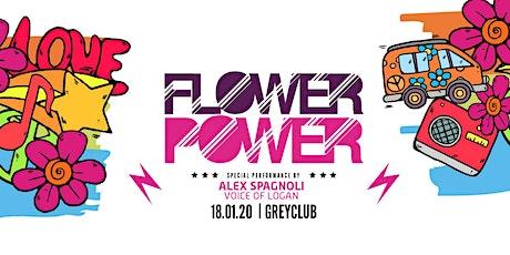 Flower Power biglietti