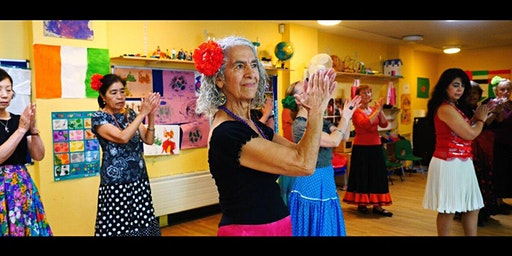 Afternoon Latin American and Traditional Dance Workshop