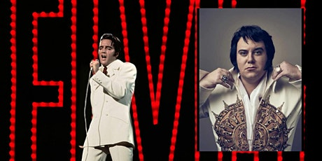 Elvis Tribute Show with the 2019/20 European Elvis Champion tickets