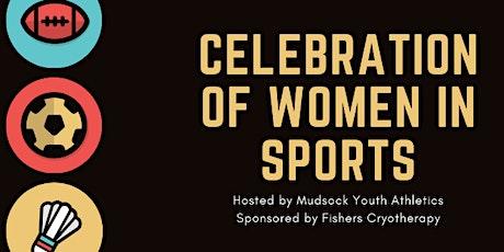 Celebration of Women in Sports tickets
