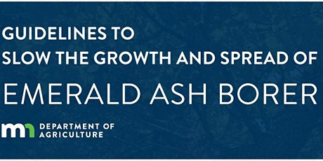 Emerald Ash Borer Regional Meeting tickets