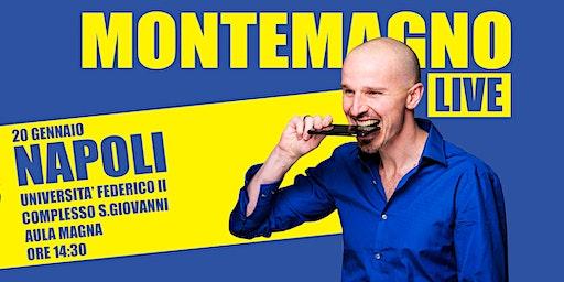Montemagno Live @ Federico II