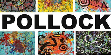 Paint Like Pollack - Pre-School Art Camp with Erin Simons tickets