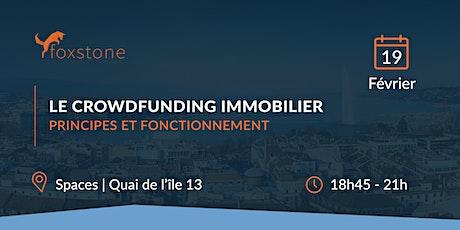 Event Genève- Le Crowdfunding Immobilier : Une Nouvelle Façon d'Investir billets