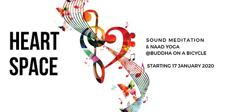 HeartSpace - Sound Meditation & Naad Yoga tickets