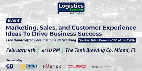 Marketing, Sales, and Customer Experience Ideas To Drive Business Success tickets