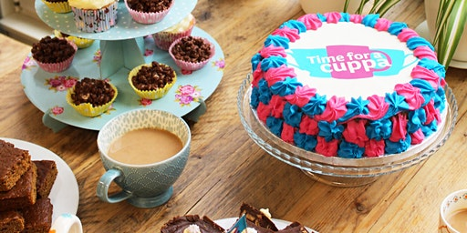 Time for a Cuppa for Dementia UK
