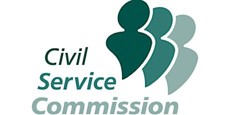 De-Mystifying the Civil Service Code tickets