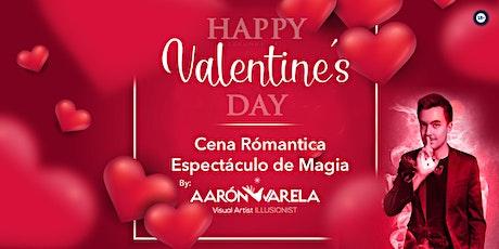 Cena San Valentín / Magia by Aarón Varela entradas