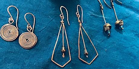 Wire Jewelry  Workshop tickets