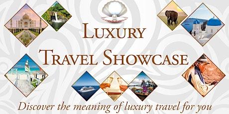 Luxury Travel Showcase tickets