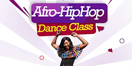 Bee's Afro-Hiphop Dance Class tickets