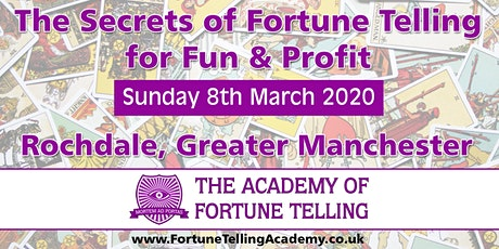 The Secrets of Fortune Telling, for Fun & Profit tickets
