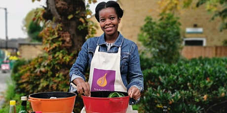 SOLD OUT - Vegetarian Tanzanian cookery class with Gayle tickets