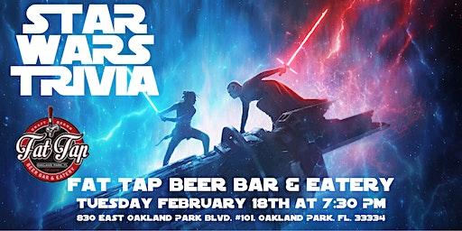 Star Wars Trivia at Fat Tap Beer Bar & Eatery