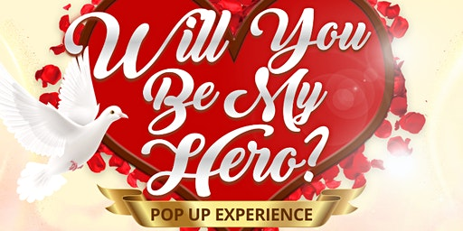 Will You Be My Hero? A Pop Up Experience by Neighborhood Heroes Clothing