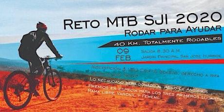 RETO MTB SJI 2020 boletos