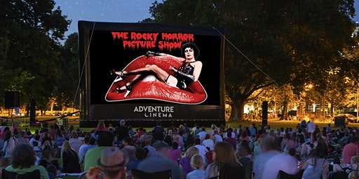 The Rocky Horror Picture Show Outdoor Cinema Experience in Torquay