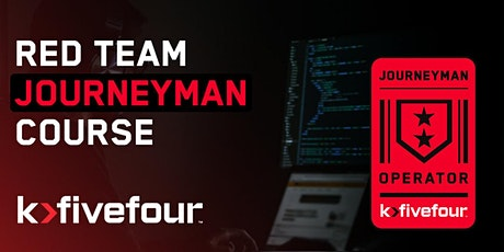 Red Team Journeyman™ Course tickets