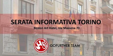#GFT BUSINESS INFO TORINO biglietti