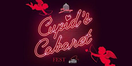 Cupid's Cabaret tickets