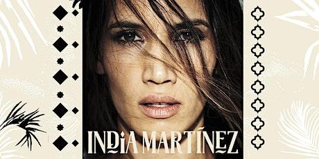India Martínez - Palmeras Tour en Isla Cristina entradas