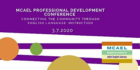 MCAEL 2020 Professional Development Conference tickets