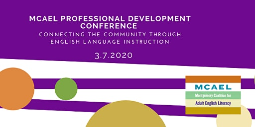 MCAEL 2020 Professional Development Conference