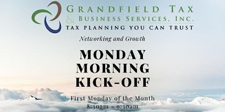 Monday Morning Kick-Off tickets