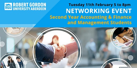 Year Long Placement Networking and Information Evening tickets
