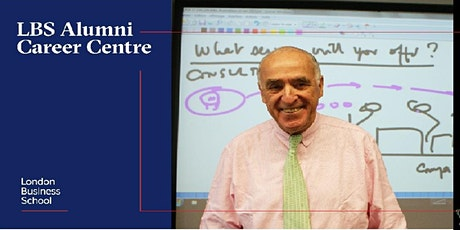 LBS Careers: Salary and Raise Negotiation with Daniel Porot (LP Students) tickets