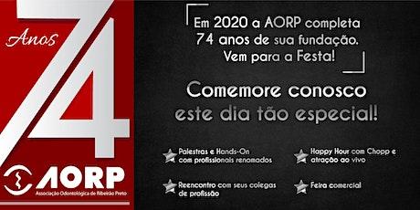 AORP 74 bilhetes