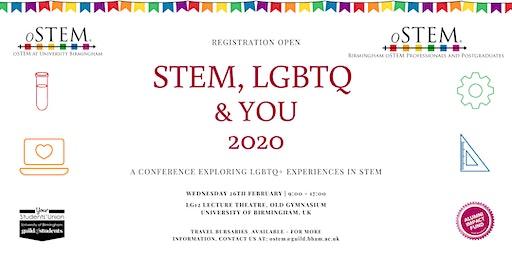 STEM, LGBTQ & You 2020