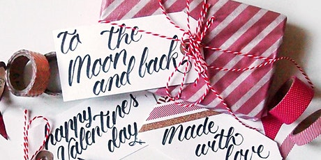 Art Workshop-Hand lettered love notes with Gabby Kere tickets