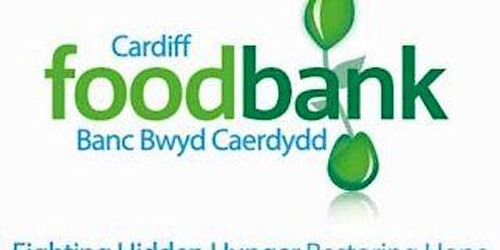 Cardiff Foodbank volunteering 28/1/20 tickets