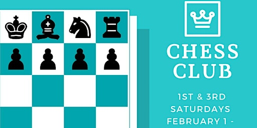 Chess Club (Ages 6-18)