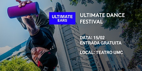 Ultimate Dance Festival ingressos