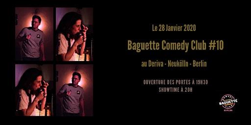 Baguette Comedy Club #10