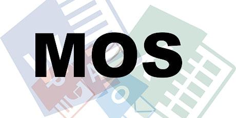 MOS Test (Tue 4th Feb 2020 11:00-12:00) tickets