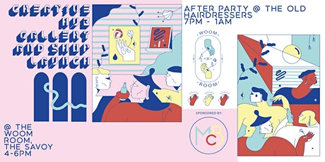 The Woom Room Launch + After Party tickets