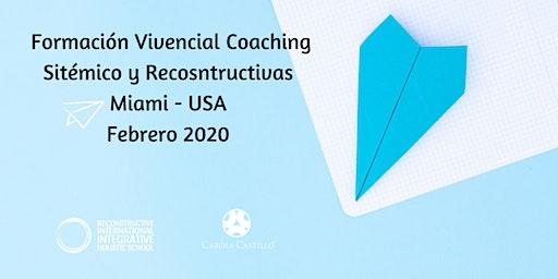 Certificación en Coaching Sistémico y Reconstructivas.