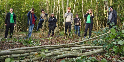 South Downs Youth Action at Church Copse