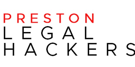 Preston Legal Hackers Launch event tickets