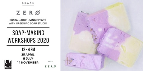 Vegan, Natural  Soap-Making Workshop tickets